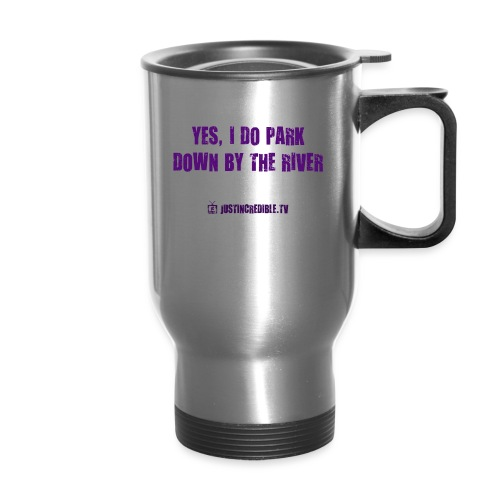 Down by the river - Travel Mug