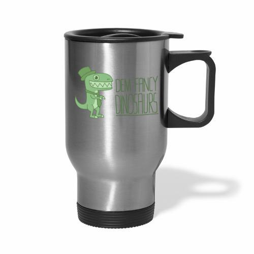 Dem Fancy Logo - Travel Mug