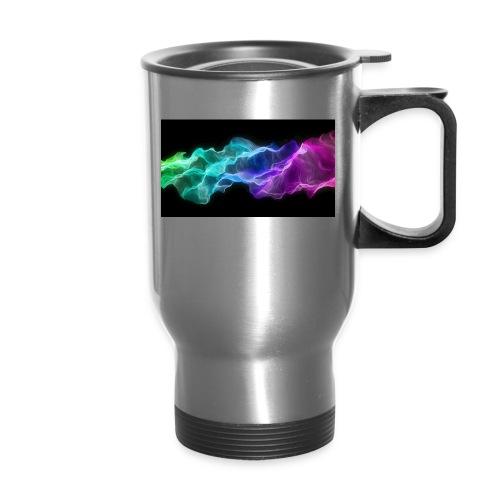 ws Curtain Colors 2560x1440 - Travel Mug