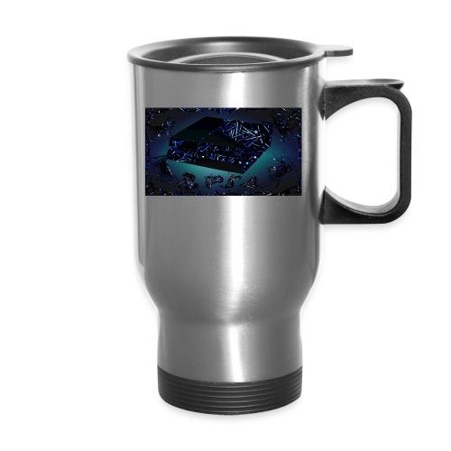 ps4 back grownd - Travel Mug
