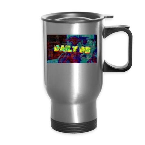 The DailyDB - Travel Mug with Handle