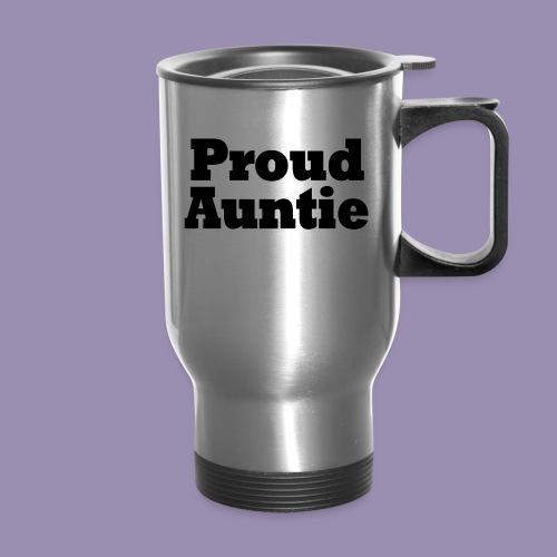 Proud Auntie - Travel Mug
