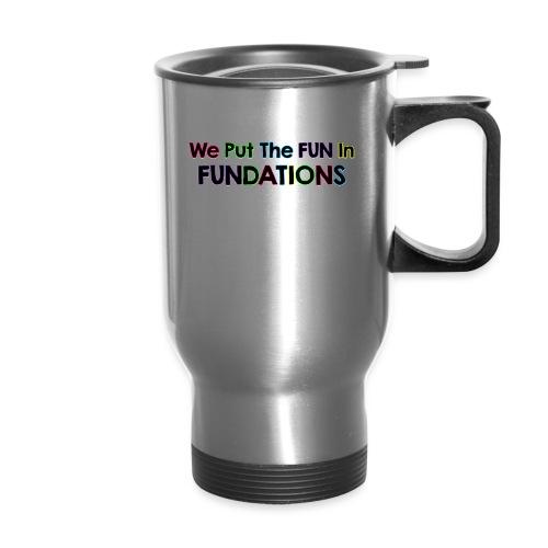 fundations png - Travel Mug