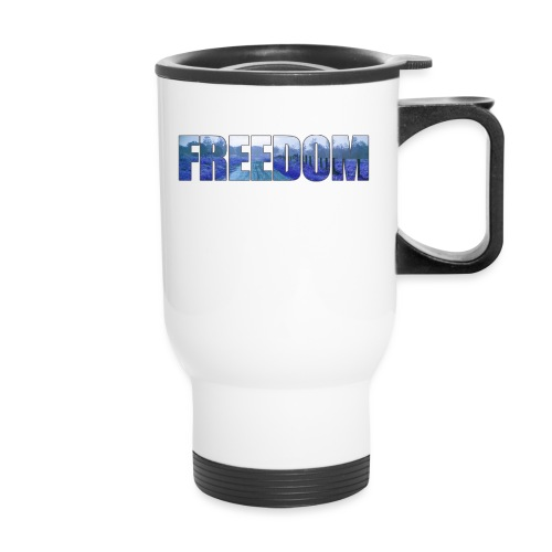 Freedom Photography Style - Travel Mug