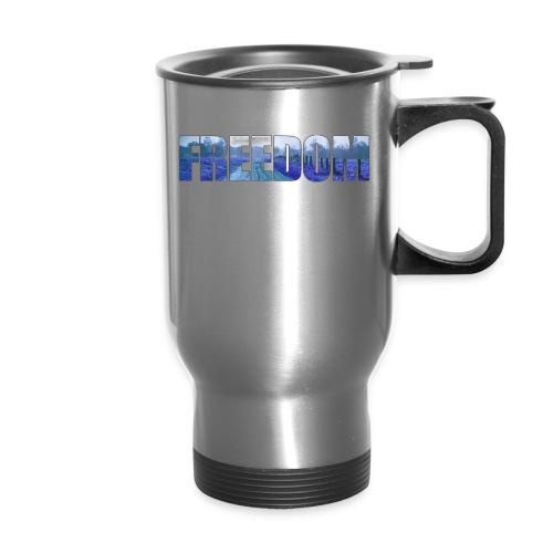 Freedom Photography Style - Travel Mug
