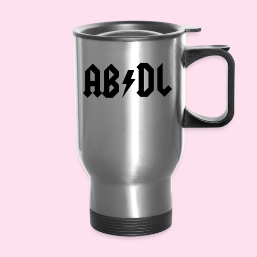 ABDL Rock - Travel Mug