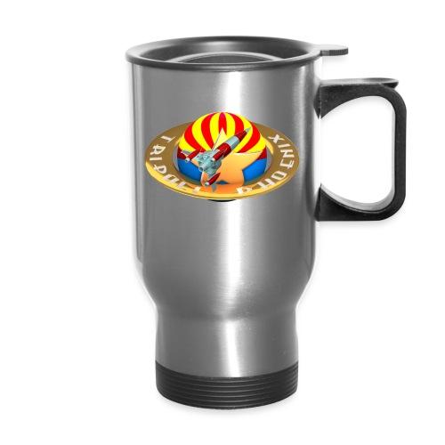 trap_logo - Travel Mug