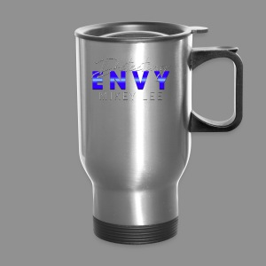 DETECTING ENVY TITLE - Travel Mug