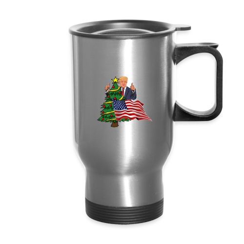 Make America's Christmas Great Again - Travel Mug