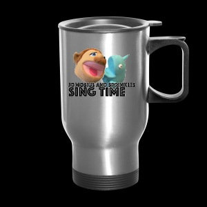 Jomosuis and Sprinkles Sing Time - Travel Mug