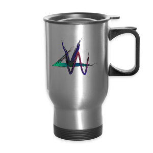 Variance Just the logo - Travel Mug