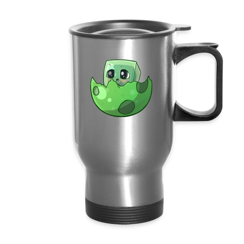 Cartoon Slime - Travel Mug