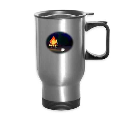 'Round the Campfire - Travel Mug