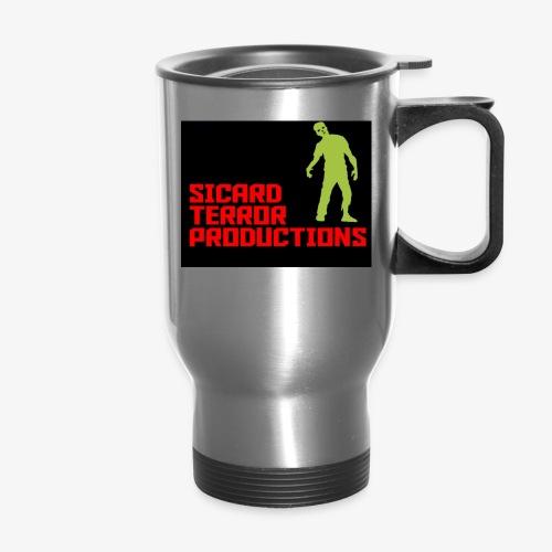 Sicard Terror Productions Merchandise - Travel Mug