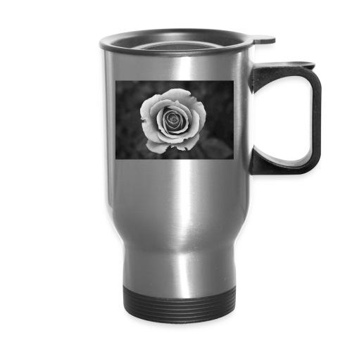 dark rose - Travel Mug