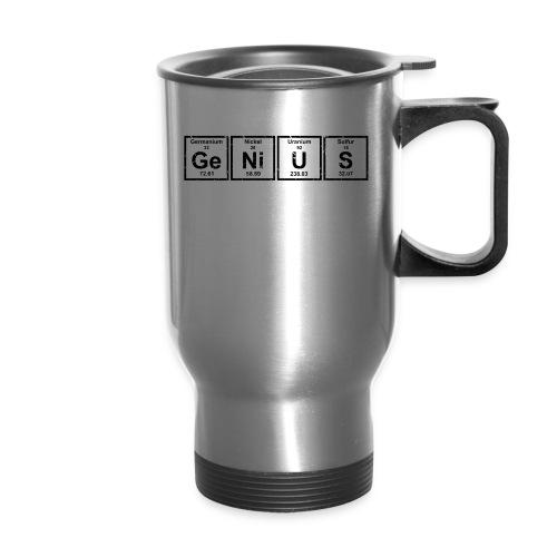 Genius (Periodic Elements) - Travel Mug