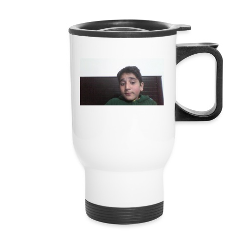 Dont Think Just BUY - Travel Mug