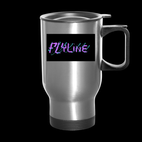 Flyline fun style - Travel Mug