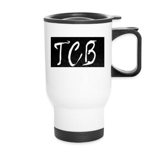The Crazy Bros flag - Travel Mug