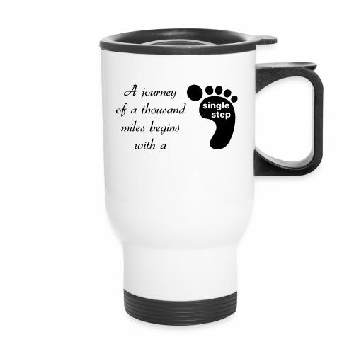 Single Step - Travel Mug