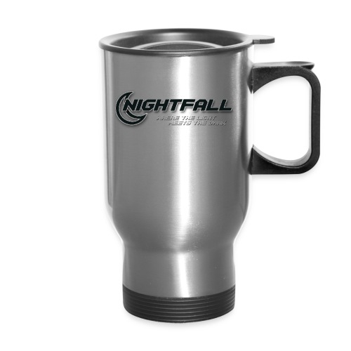 NightFall w/ Slogan - Travel Mug