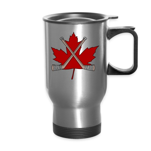 hoser logo 2016 copy png - Travel Mug