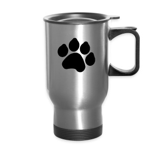 Black Paw Stuff - Travel Mug