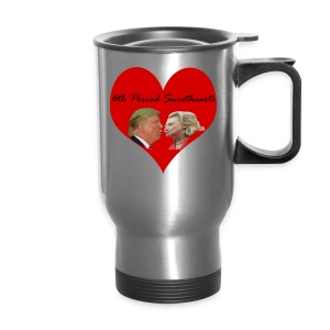 6th Period Sweethearts Government Mr Henry - Travel Mug