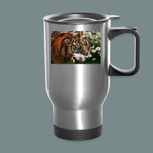 Tiger flo - Travel Mug