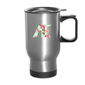 AE Floral design - Travel Mug