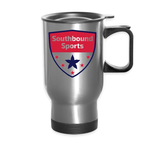 Southbound Sports Crest Logo - Travel Mug