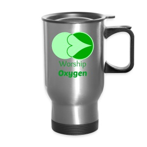 Worship Oxygen - Travel Mug