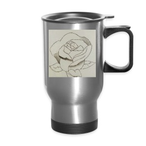 The Perfect Rose - Travel Mug