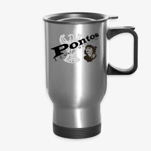 Pontos lives within me. - Travel Mug