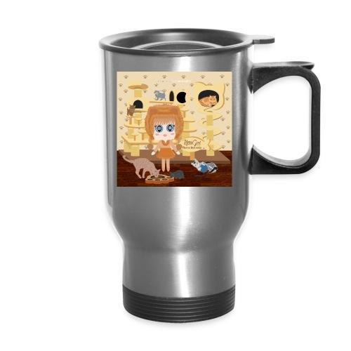 Kittie Girl - Travel Mug