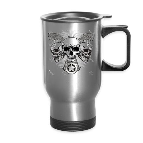 Skulls - Travel Mug