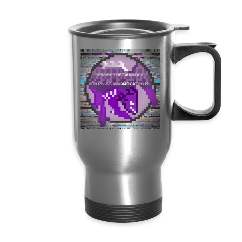 Beware the JavaWock - Travel Mug
