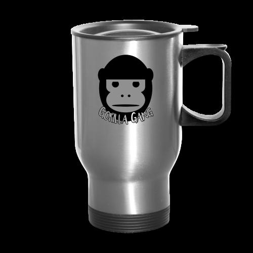 Gorilla Gang Original Insignia - Travel Mug