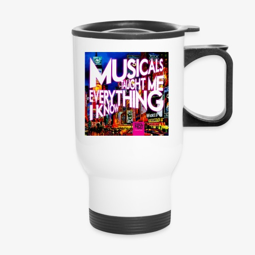 MTMEIK Cover - Travel Mug