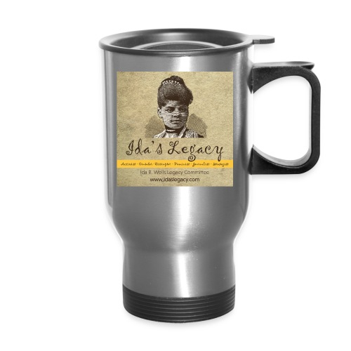 Ida's Legacy Full Color Art - Travel Mug