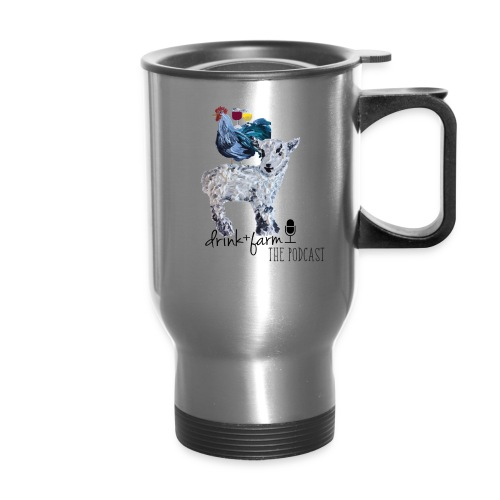 Drink & Farm Logo - Travel Mug