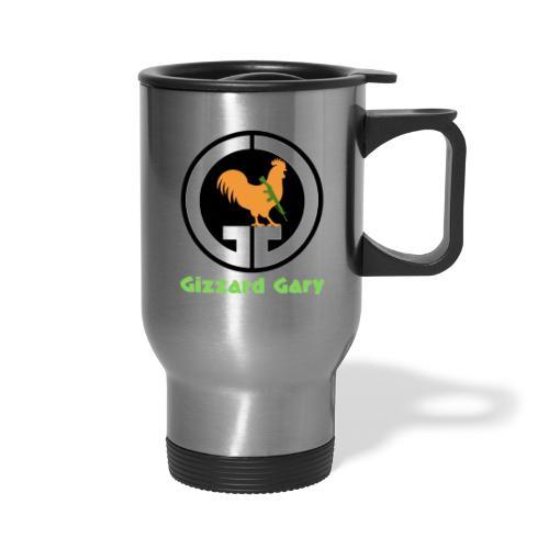 Logo with Channel Name - Travel Mug