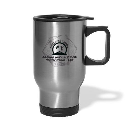 Pikes Peak Gamers Convention 2018 - Accessories - Travel Mug