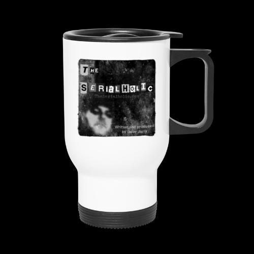 Podcast Logo - Travel Mug with Handle