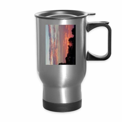 Sunset of Pastels - Travel Mug