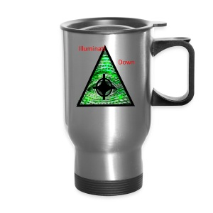 illuminati Confirmed - Travel Mug