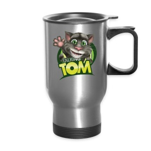 Talking_TOM_wave_preview_lowRes - Travel Mug