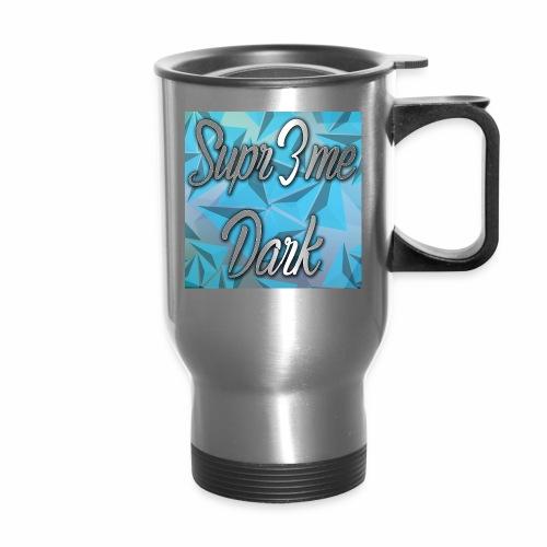 Supr3meDark Logo - Travel Mug