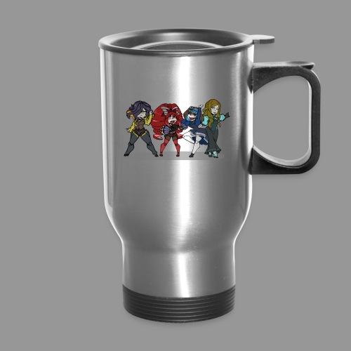 Chibi Autoscorers - Travel Mug