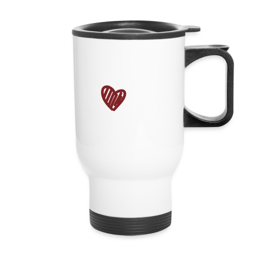 From Miss To Mrs - Travel Mug